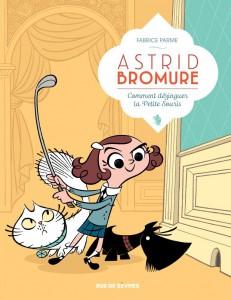 Astrid Bromure #1 - Rue de Sèvres - Fabrice PArme