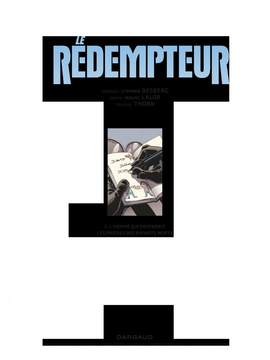 Le Rédempteur #1 – Preview 3