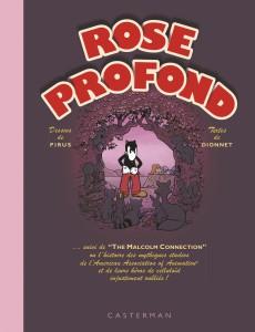 Rose Profond - Casterman - Jean-Pierre Dionet - Prius