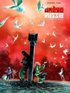 Amère Russie #2 - Les colonnes de Grozny - Grand Angle - Aurélien Ducoudray - Anlor