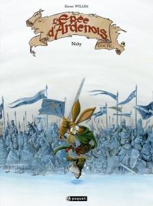 L'Epée d'Ardenois #4 - Nuhy - Etienne Willem - Paquet