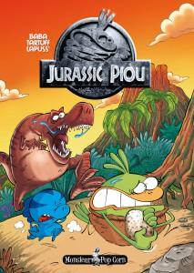Le Piou #4 - Jurassic Piou - Monsieur Pop Corn - Baba - Lapuss' - Tartuff