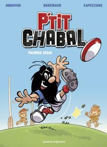 P'tit Chabal - Premier Essi - Glénat - Vent d'Ouest