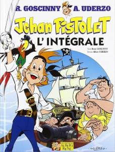 L'intégrale Jehan Pistolet - Editions Albert René - Goscinny Uderzo