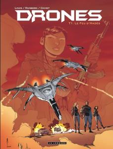 Drones #1 - Le feu d'Hadés - Le Lombard