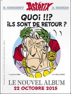 Astérix #36 - Le papyrus de César - Editions Albert René