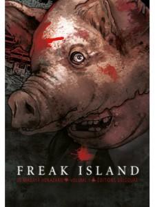 Freak Island #1- Masaya Hokazono - Delcourt