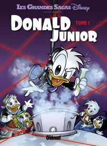 Donald Junior #1 - Glénat - Stefano Ambrosio