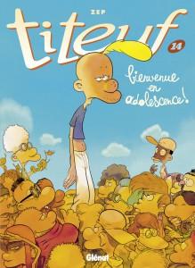 Titeuf #14 - Bienvenue en Adolescence - Zep - Glénat
