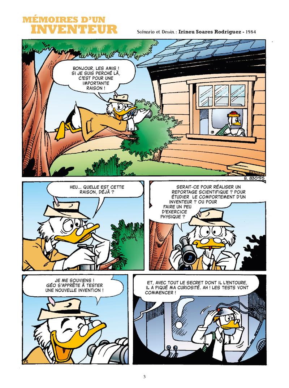 Les grands héros Disney #5 - Génial Géo Trouvetou - Glénat
