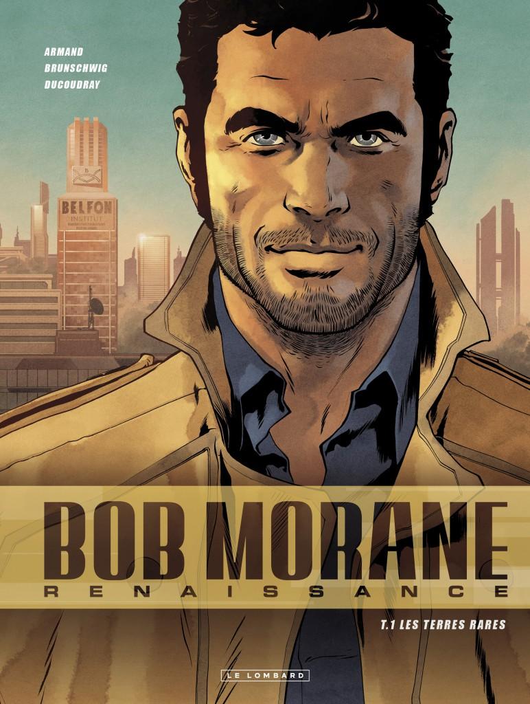 Bob Morane Renaissance #1 - Concours BD - Le Lombard