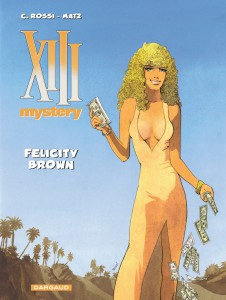 XIII MYSTERY #9 - FELICITY BROWN - DARGAUD