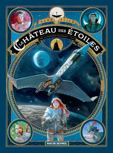 Le château des étoiles #2, la conquête de l'espace - Rue de Sèvres