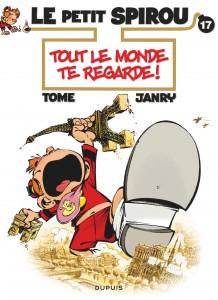 Le Petit Spirou - Tout le monde te regarde ! - Tome - Janry - Dupuis