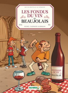 Les fondu du vin de Beaujolais - Bamboo