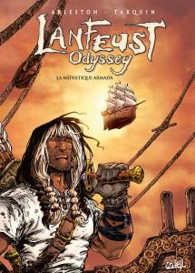 Lanfeust Odyssey #7 - La Méphétique Armada - Christophe Arleston - Didier Tarquin