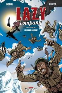 Lazy Company #1 - la grand sombre - Samuel Bodin - Ullcer - Derlcourt