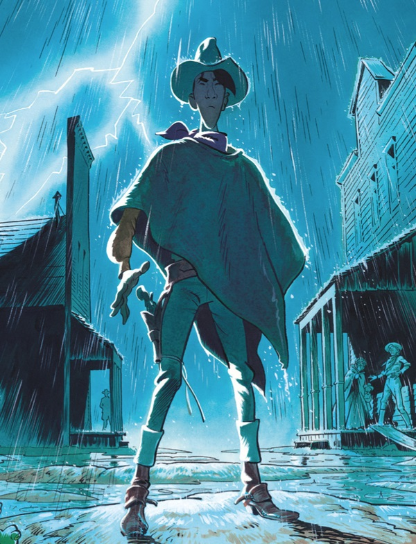 Lucky Luke - Mathieu Bonhomme - Dargaud