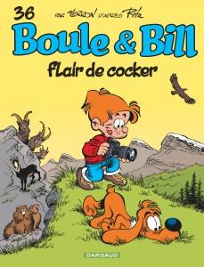 Boule er Bill #36 - Flair de Cocker - Laurent Verron - Cric - Philippe Veys