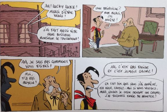 Lucky Luke - One-shot - Bouzard - Dargaud