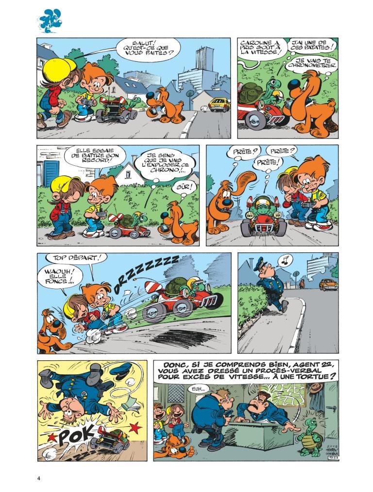 Boule et Bill #36 - Flair de Cocker - Laurent Verron - Cric - Philippe Veys