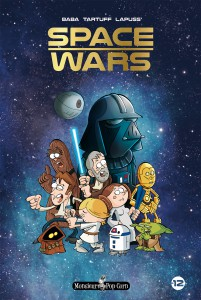 Space Wars - Monsieur Pop Corn - Baba - Lapuss' - Tartuff