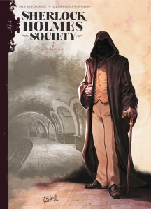 Sherlock Holmes Society #3 - In nomine Dei - Sylvain Cordurié - Alessandro Nespolino - Soleil