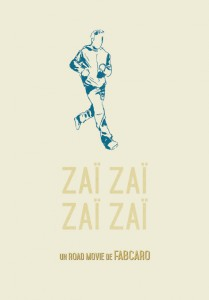 Zaï zaï zaÏ zaï - Fabcaro - Six pieds sous terre
