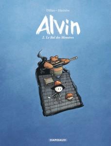 Alvin #2 - La bal des monstres - Régis Hautière - Renaud Dillies - Dargaud