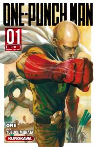 One-Punch Man - Kurokawa - One - yusuke Murata