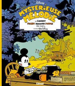 Une mystérieuse melodie - Cosey - Glénat - couverture