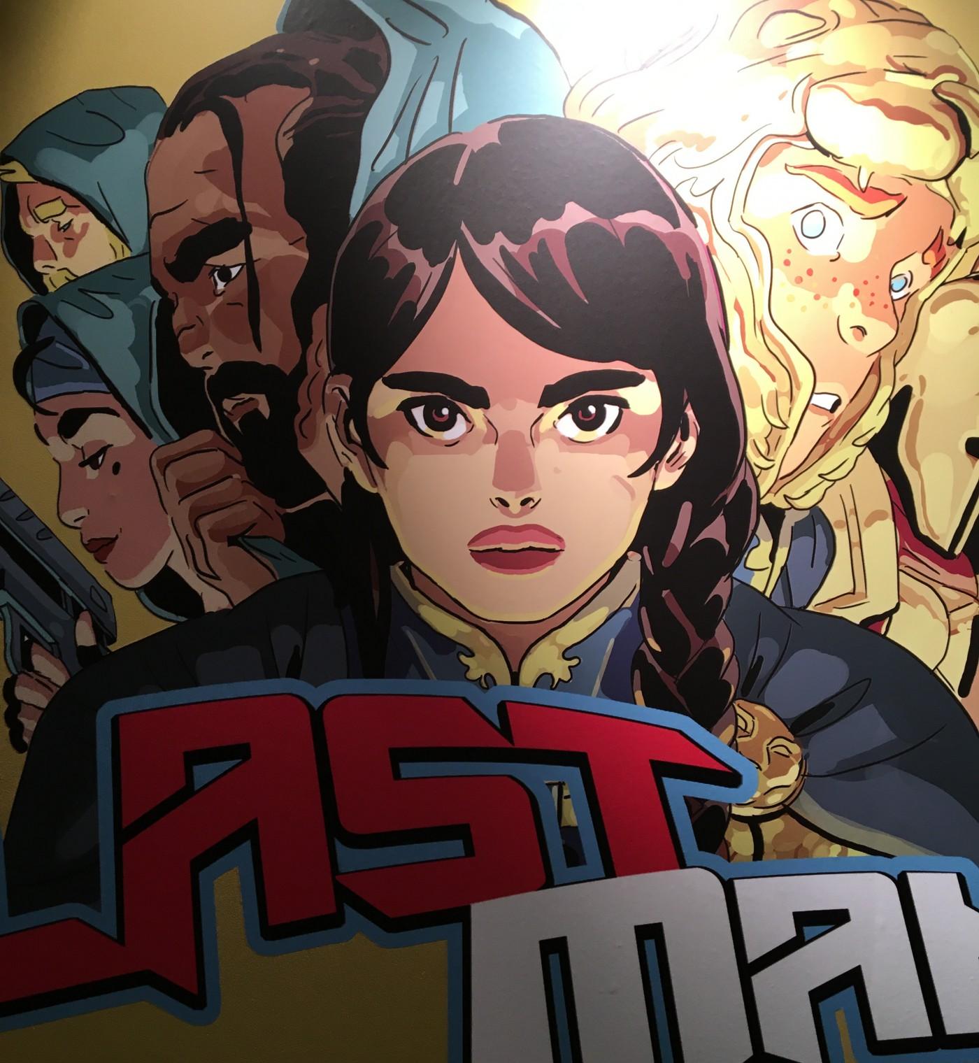 Expositon Lastman Universe – Angoulême 2016 – FIBD (17)