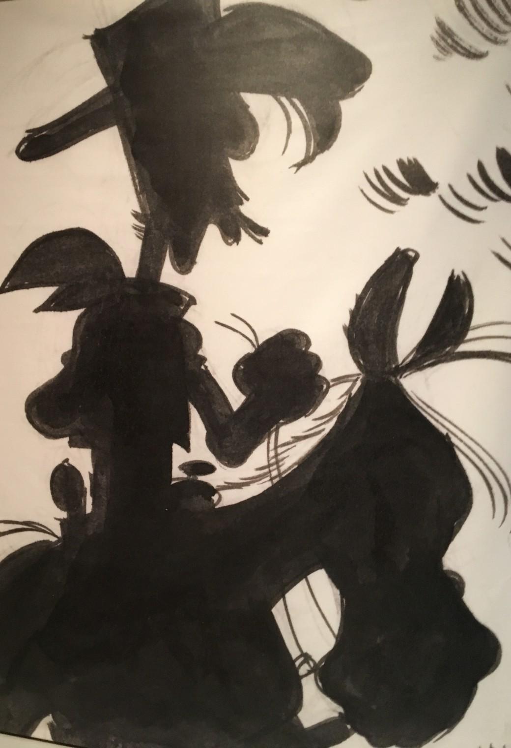 L'Art de Morris – Exposition BD – Mussée de la BD – Angoulême (40)