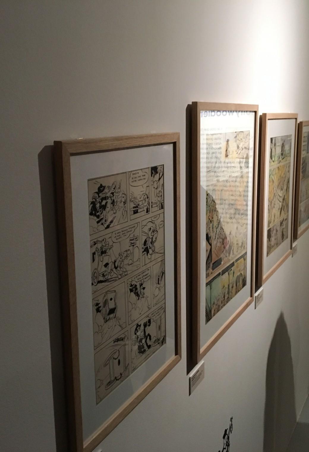 L'Art de Morris – Exposition BD – Mussée de la BD – Angoulême (8)