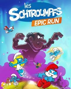 Les Schtroumpfs Epic Run - Ubisoft