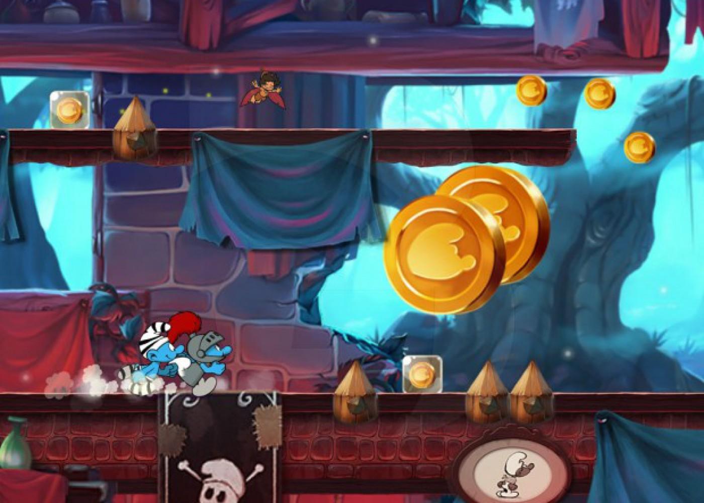 Les Schtroumpfs Epic Run – Ubisoft