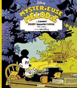 Une mystérieuse mélodie, Cosey, Glénat, Disney, Disney By Glénat