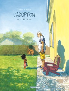 L'adoption #1, Qinaya, Zidrou, Arno Monin, GRand Angle, Preview