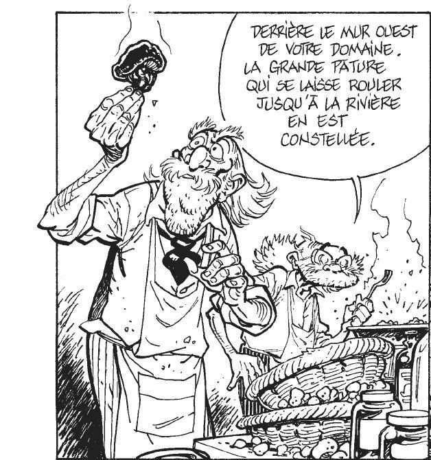 Le Spirou de Fran Pé e Zidou, L'opi blanc, Dupuis