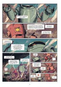 Bots #1, Aurélien Ducoudray, Steve Baker, Ankama