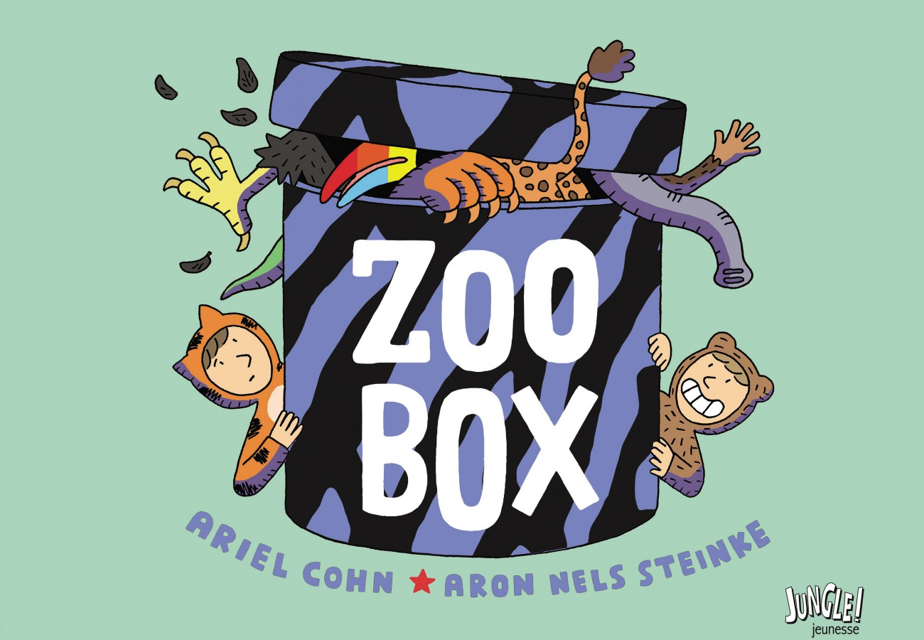 Zoo Box, Ariel Cohn, Aron Nels Steinke, jungle