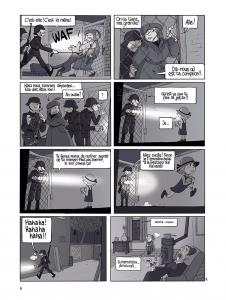 Le Spirou de #9, Fantasio se marie, Benoit Feroumont, Dupuis