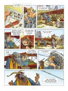 LEs ailes du singe #1, Wakanda, Etienne Willem, éditions Paquet