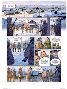 Carthago Adventures #4, Amarok, Christophe Bec, Drazen Kovacevic, Les Humanoïdes Associés