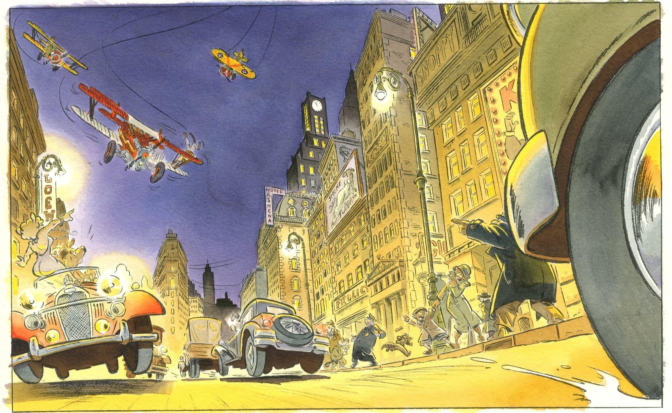 Dans la case, Etienne Willem, Les ailes du Singe, Wakanda, Editions Paquet