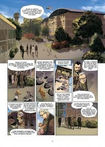 Sept Héros, éditions Delcourt, Sept, Mathieu Salvia, Philippe Briones