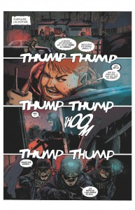 Nailbiter #1, Le sang va couler, Glénat Comics, Joshua Williamson, Mike Henderson
