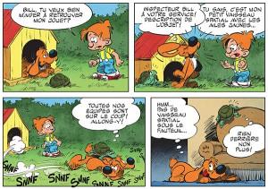 Boule et Bille, tome 37, Jean Bastide, Christophe Cazenove, Dupuis