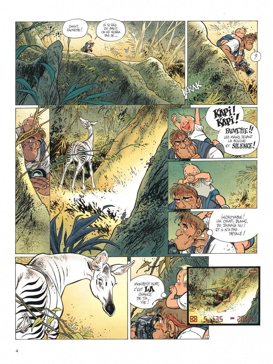 Le Spirou de Frank Pé et Zidrou, La lumière de Bornéo, Dupuis-page4-1200