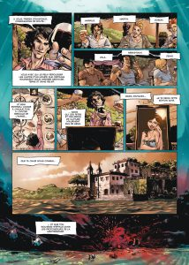 7 cannibales, Sylvain runberg, Tirso, Delcourt